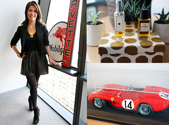 Trendsetters, Car and Driver Magazine, Jill Meenaghan