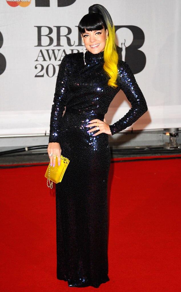 Brit Awards, Lily Allen