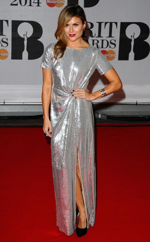 Zoe Hardman, Brit Awards