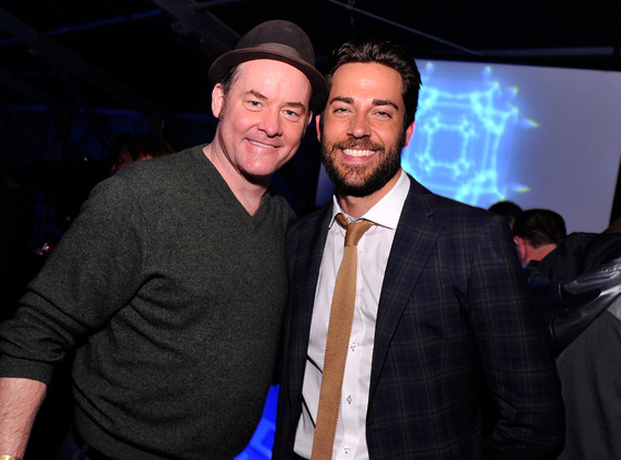 David Koechner, Zachary Levi