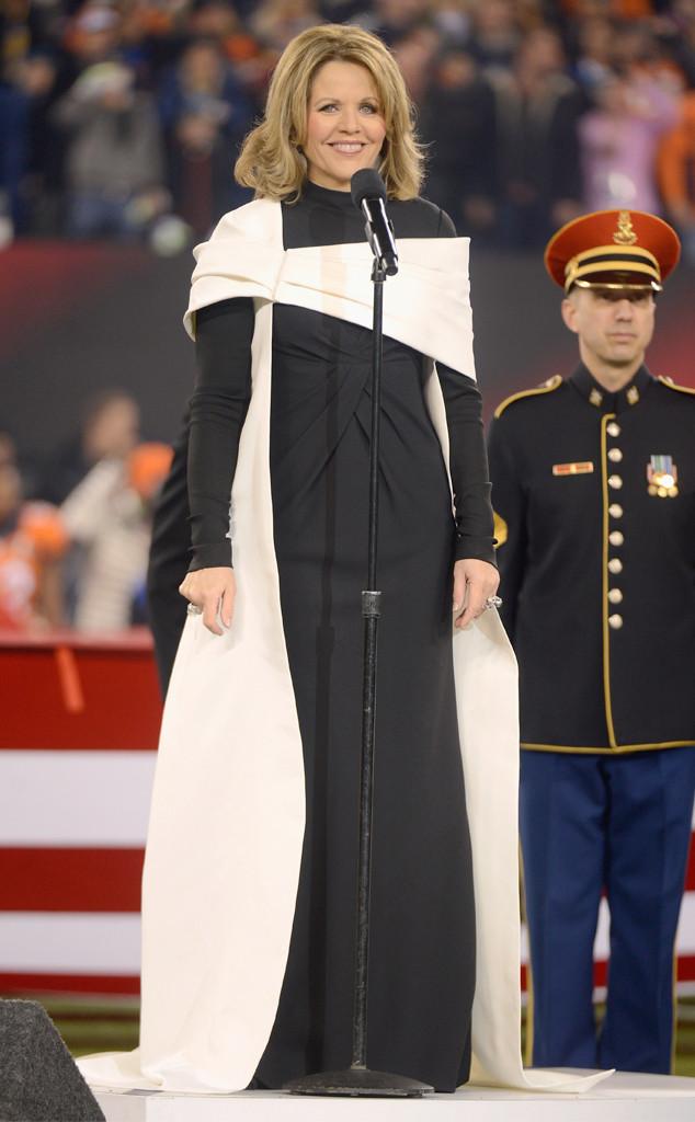 Renee Fleming, 2014 Super Bowl, Anthem