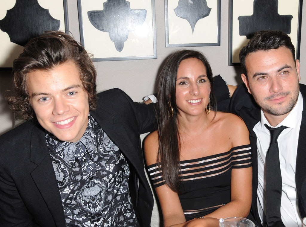 Harry Styles, Brit Awards After Party