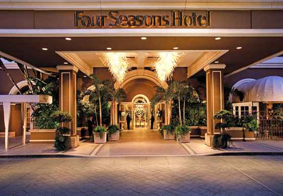 The Four Seasons, Beverly Hills, Hotel