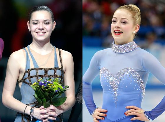 Adelina Sotnikova, Gracie Gold