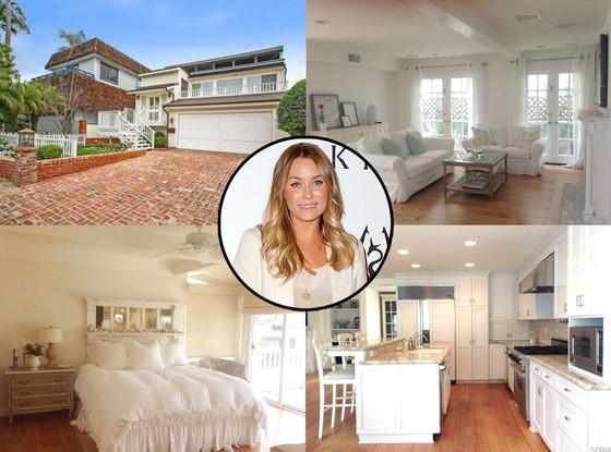 Lauren Conrad Laguna Beach Home for Sale