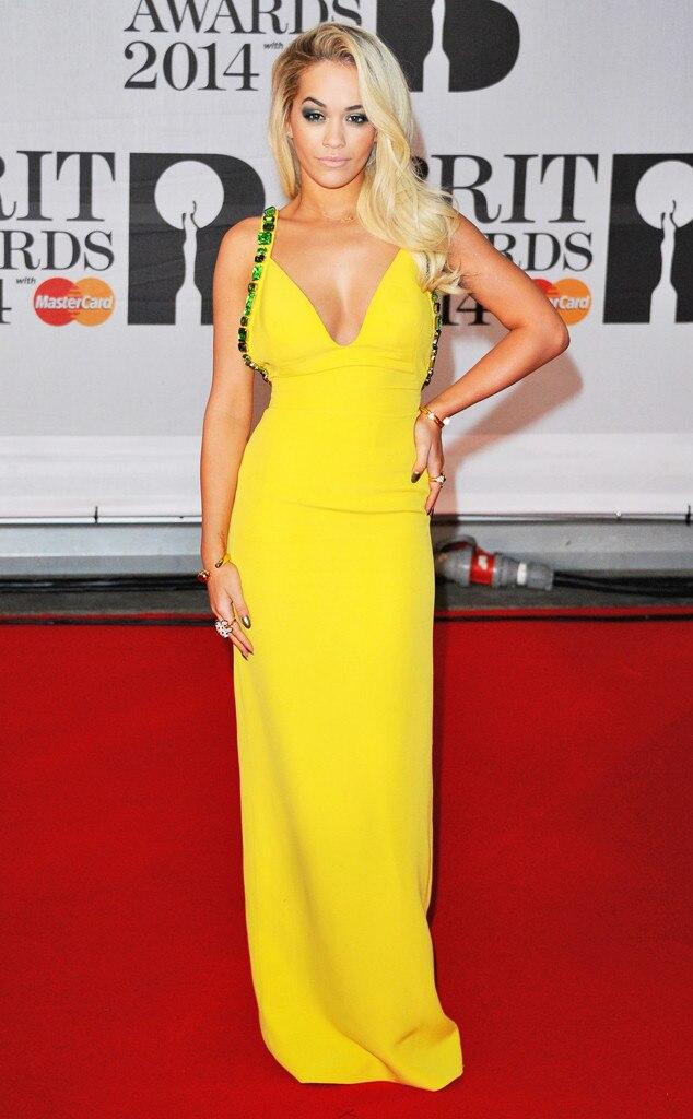 Rita Ora, Brit Awards