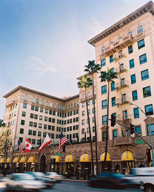 Beverly Wilshire, Hotel