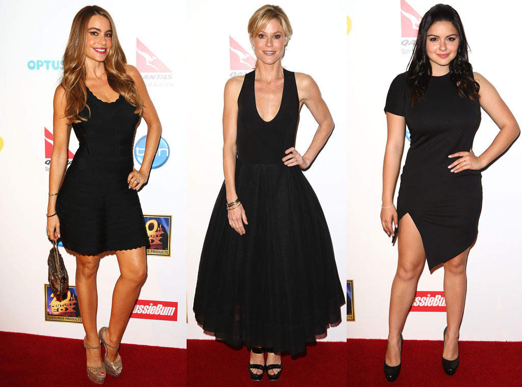 Julie Bowen, Sofia Vergara, Ariel Winter