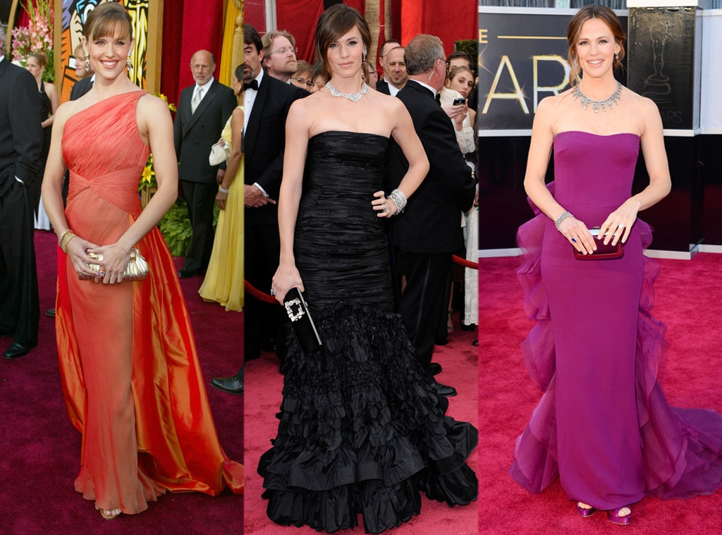 Jennifer Garner, Oscars Over the Years