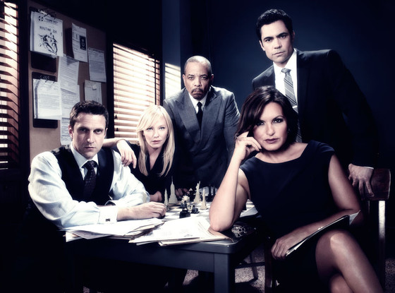 Law and Order SVU cast, LAW & ORDER: SPECIAL VICTIMS UNIT
