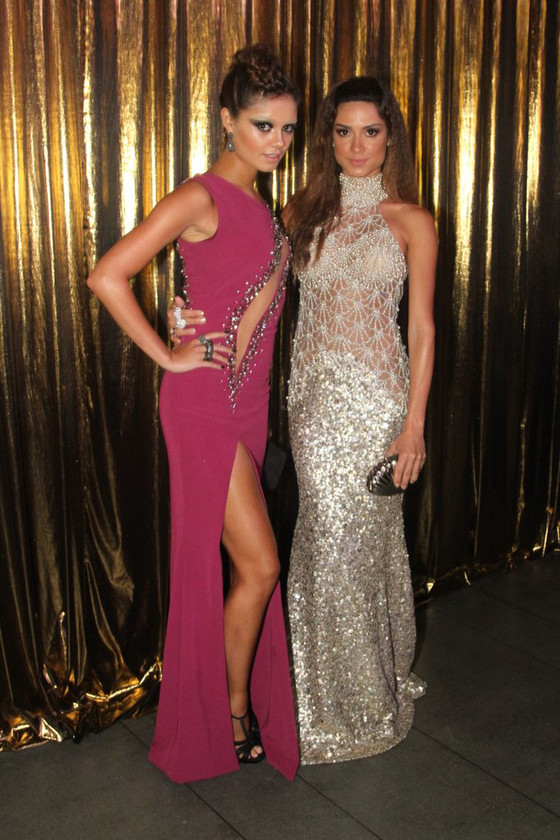 Sophie Charlotte e Thaila Ayala