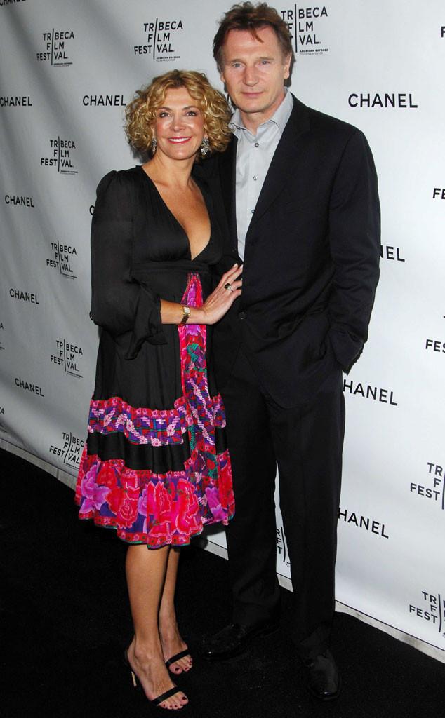 Natasha Richardson, Liam Neeson