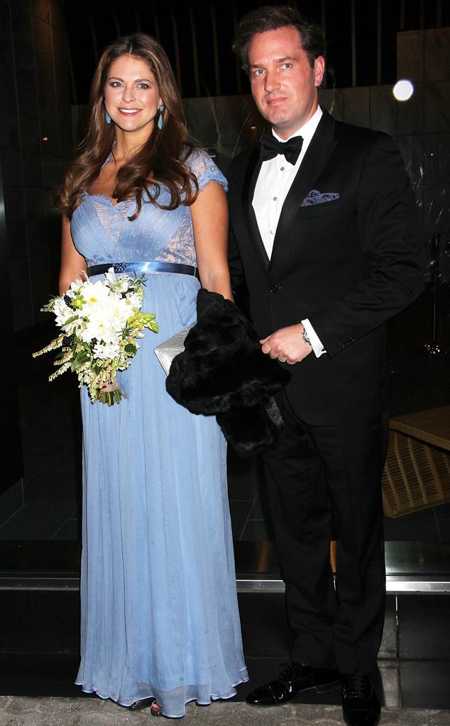 Princess Madeleine, Christopher O'Neill