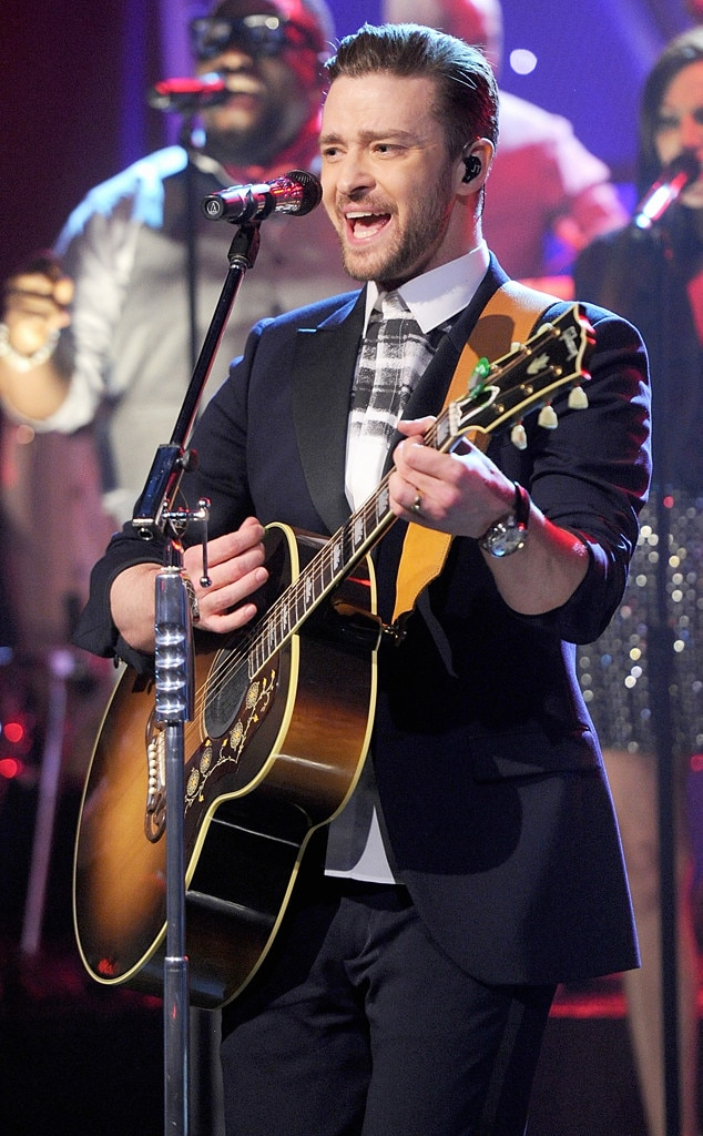 The Tonight Show Starring Jimmy Fallon, Justin Timberlake