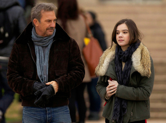 3 Days to Kill, Three Days To Kill, Kevin Costner, Hailee Steinfeld