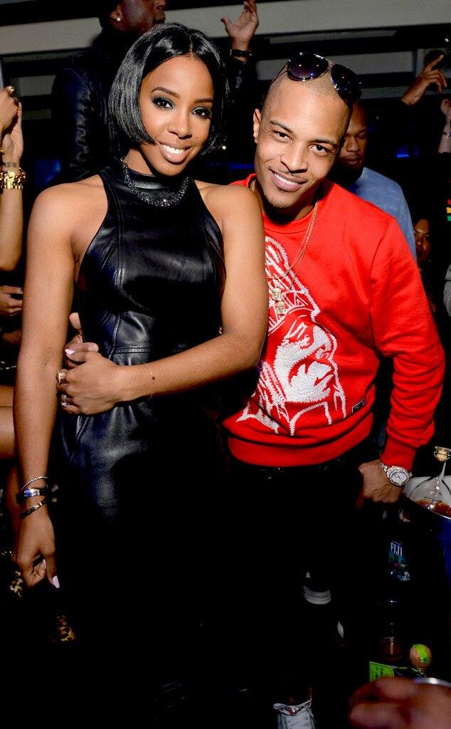 Kelly Rowland, T.I.
