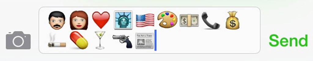 Oscar Emoji Gallery Images, American Hustle
