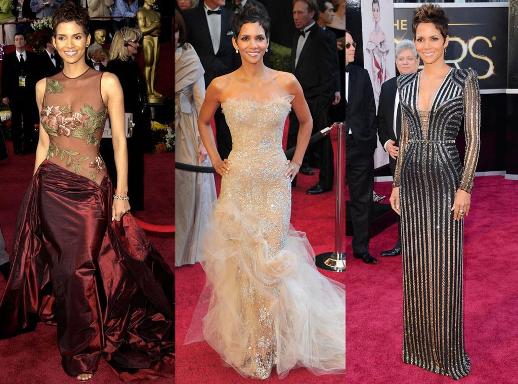 Halle Berry, Oscars Over the Years