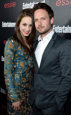 Troian bellisario and patrick adams suits dating