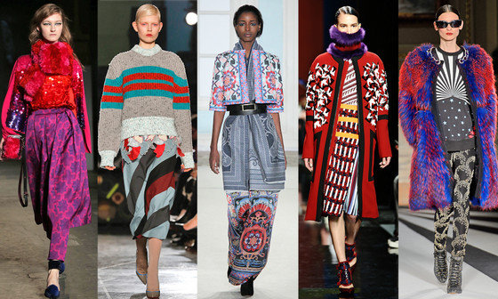 Zanna's LFW Trends, The Styling Trick: More is More