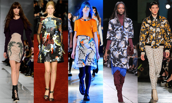 Zanna's LFW Trends, The Continent: Asia