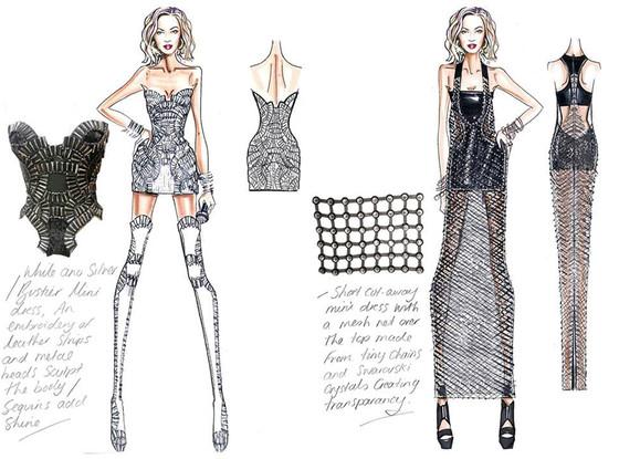 Beyonce, Versace