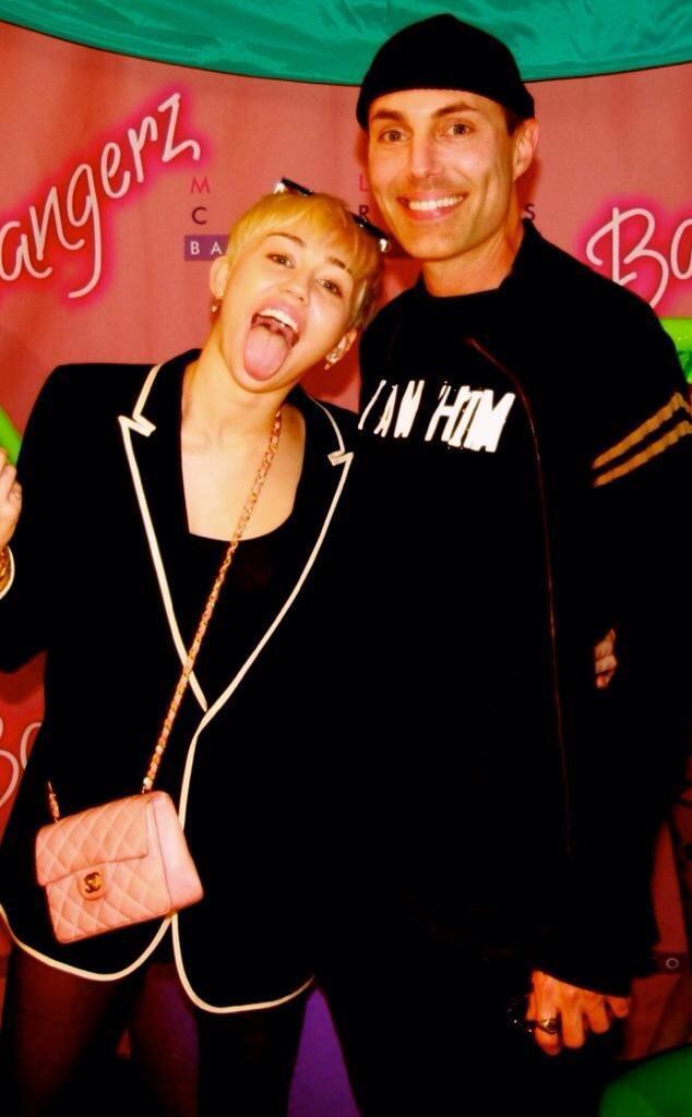 James Haven, Miley Cyrus