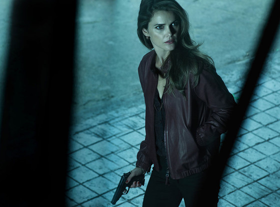 The Americans, Keri Russell