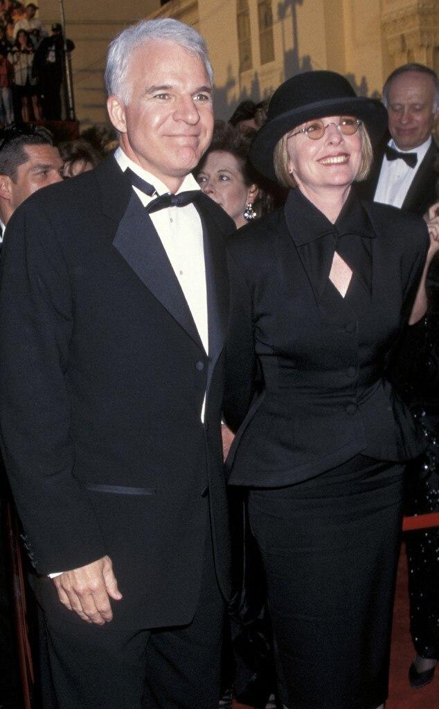 Steve Martin, Diane Keaton
