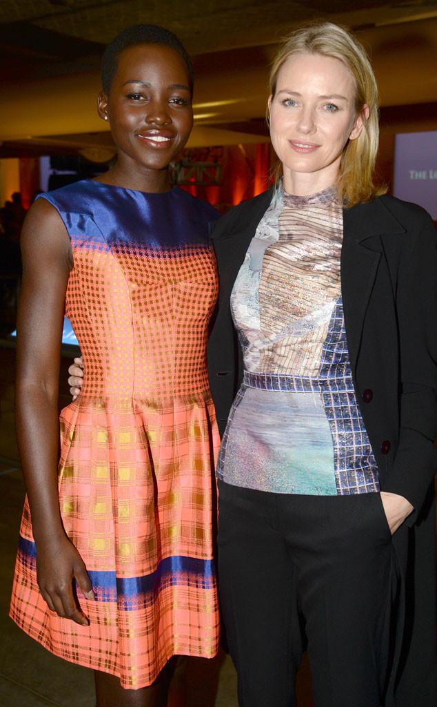 Lupita Nyong'o, Naomi Watts