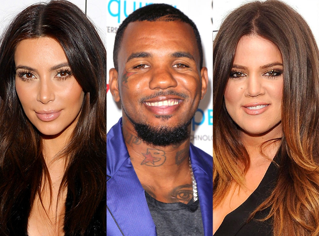 khloe dating rappers)