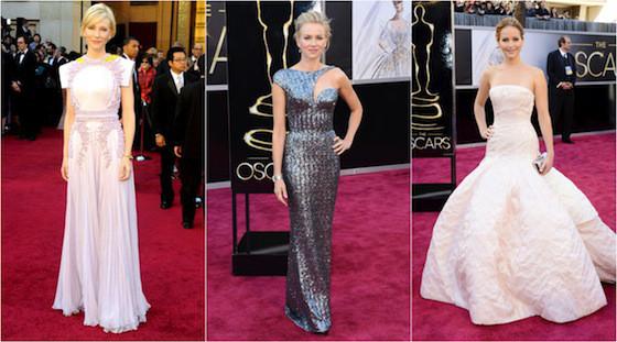 e18501fc5 As mais bem vestidas da história do Oscar | E! News