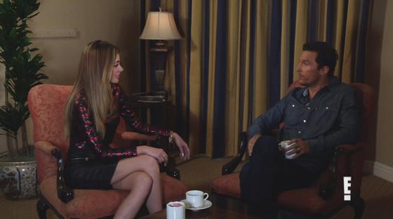Coffee Break: Matthew McConaughey