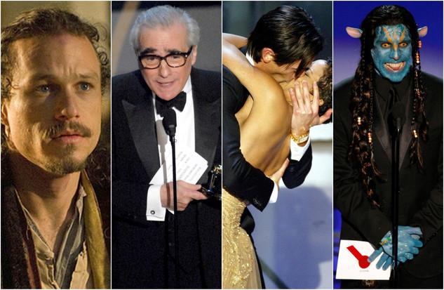 Oscar melhores momentos e atores que ainda não ganharam o prêmio