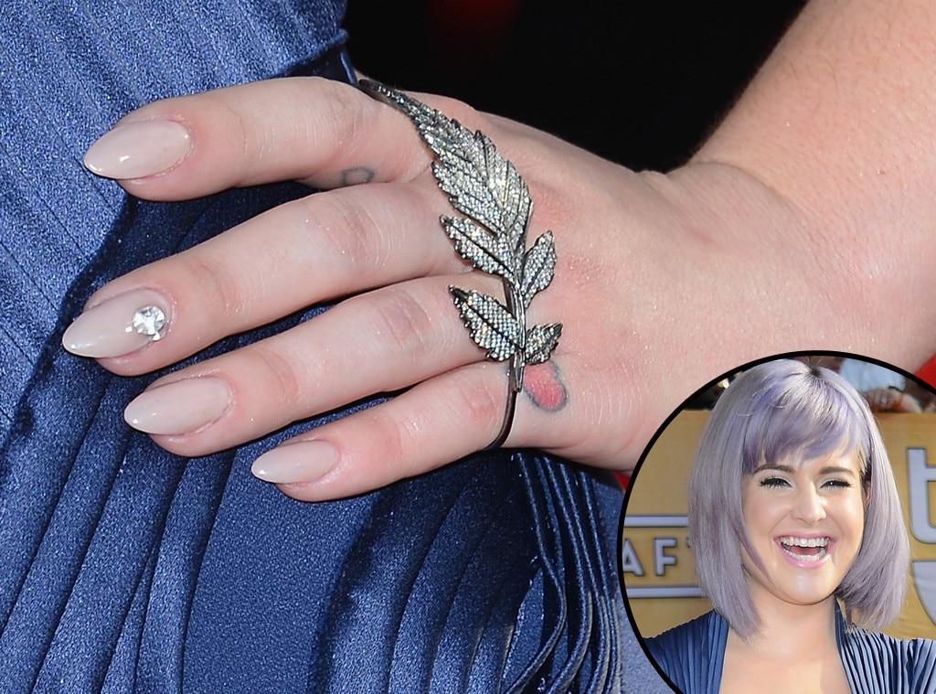 Kelly Osbourne, SAG, Manicure