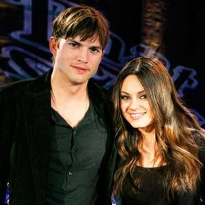 Kunis and kutcher dating divas