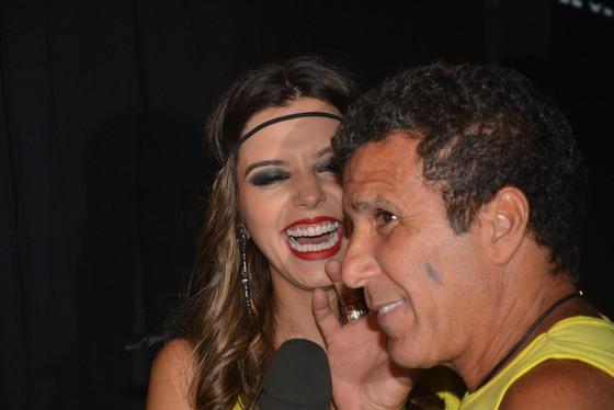 Giovanna Lancellotti, Talula, Eri Johnson, Rafael Zulu, Camarote Salvador, Carnaval 2014
