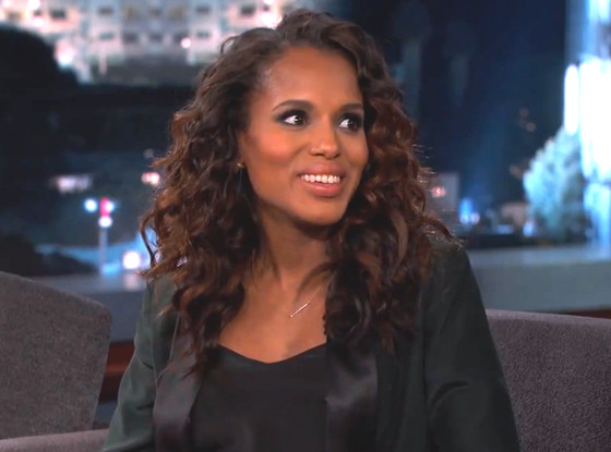 Kerry Washington Stars in Spanish Scandal Spoof Escandalo on
