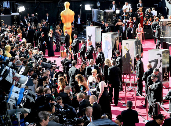 Oscars, Red Carpet, Atmostphere