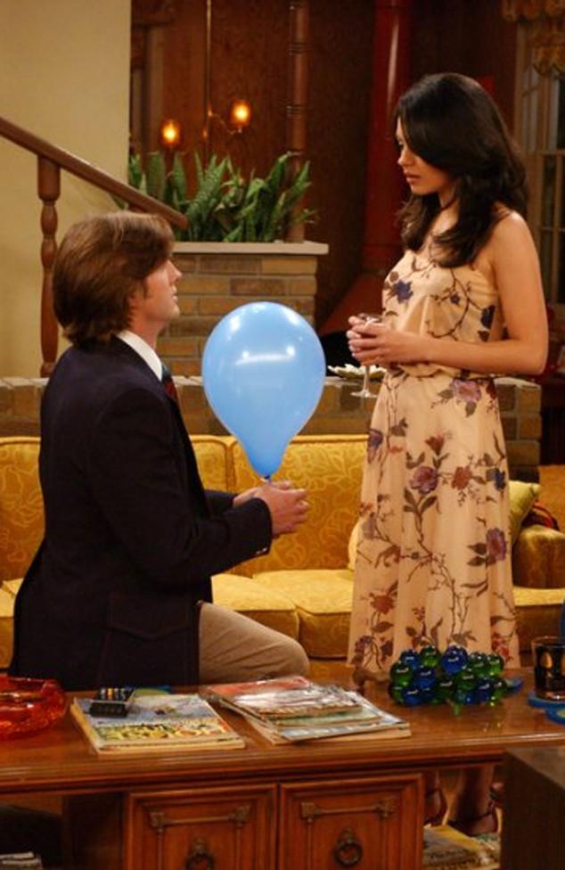 Mila Kunis, Ashton Kutcher, That 70's Show