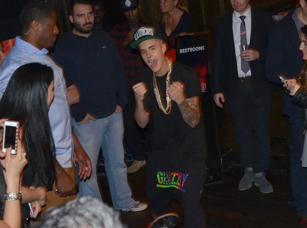 Justin Bieber, Leather & Laces