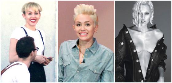 Miley Cyrus, cabelo Miley Cyrus, Miley Cyrus antes e depois