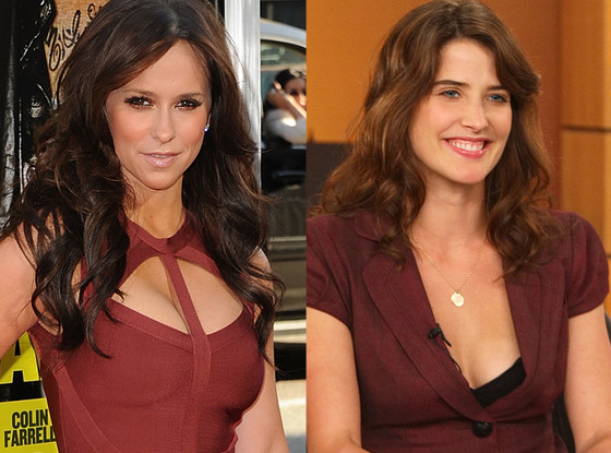 Jennifer Love Hewitt, Cobie Smulders, How I Met Your Mother