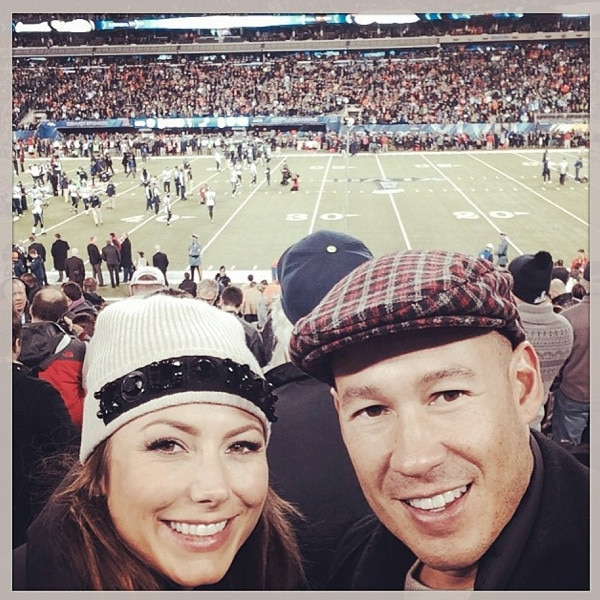 Stacy Keibler, Instagram, Superbowl