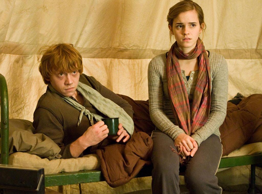 Harry Potter, Emma Watson, Rupert Grint