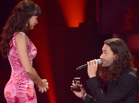Ace Young, Diana DeGarmo, American Idol Finale