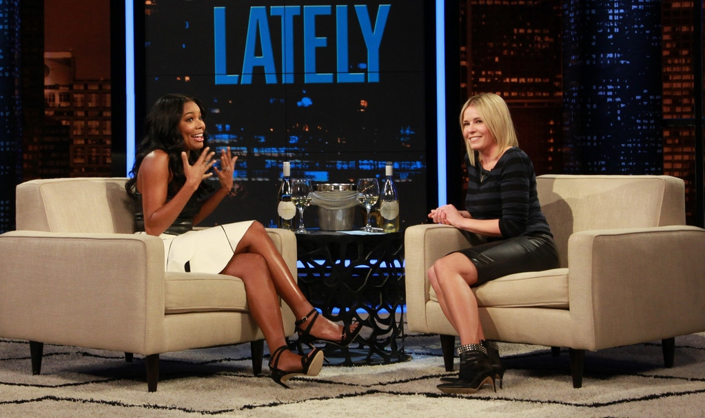Gabrielle Union, Chelsea Lately