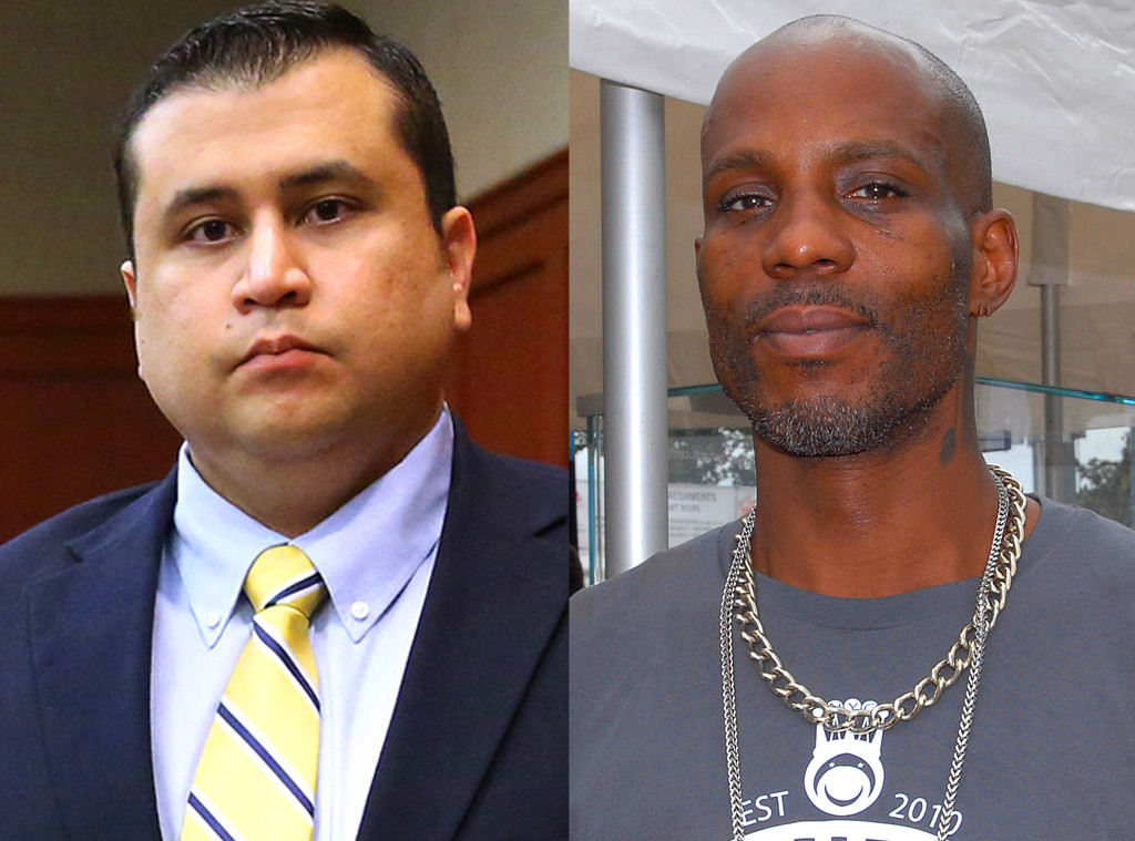 "DMX To Fight George Zimmerman In ""Celebrity"" Boxing Match"