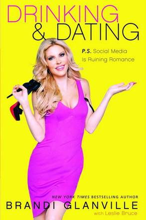 Brandi Glanville, Drinking and Dating, Cover