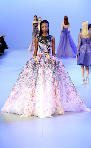 Elie Saab, Spring-Summer 2014, Paris Fashion Week
